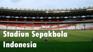 Stadiun Sepakbola Indonesia