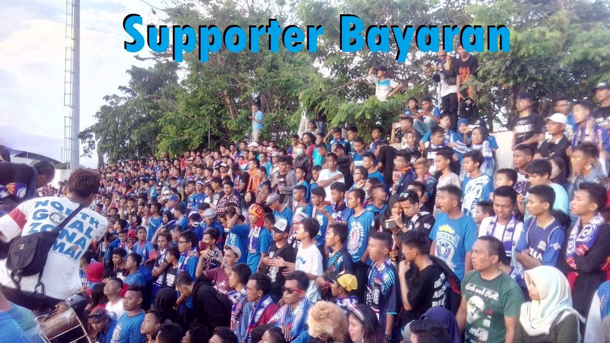Supporter Bayaran